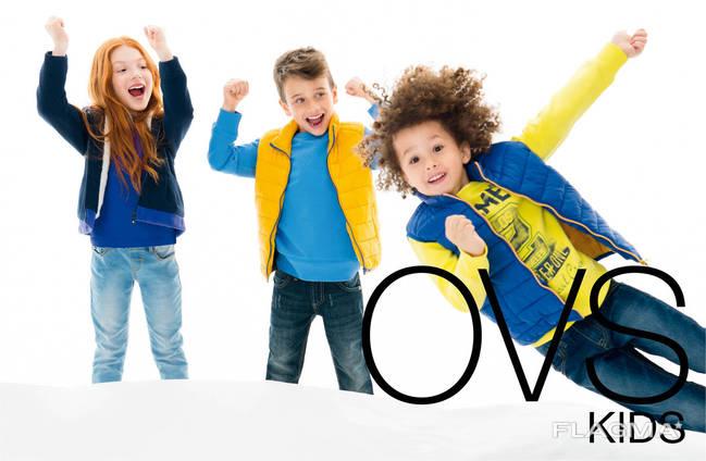OVS детская одежда