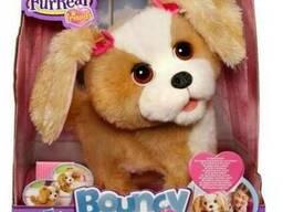 Озорной щенок FurReal Friends Bouncy.