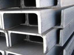 Алюминиевый швеллер 20x20x2 мм АД31Т5