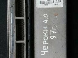P56041415AB P56041 415AB ZBSAB ЭБУ Jeep Grand Cherokee 4,0