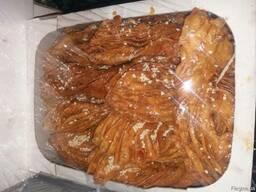 Пахлава медовая с орешками