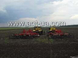 Пахота. Услуги по обработке почвы, дискования, культивация