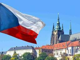Пакет документов для открытия Визы в Чехию.