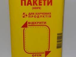 Пакет фасовочный 18х35см HDPE, прозрачный, 1000 шт