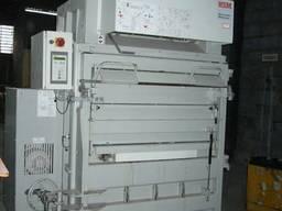 Пакетировочный гидравлический пресс HSM 500. 1VL (4kW)