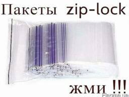 Пакеты зип лок, пакеты с замком Zip-Lock – ЖМИ!