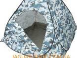 Палатка 2*2 м для зимней рыбалки на синтепоне - фото 1