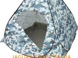 Палатка 2*2 м для зимней рыбалки на синтепоне