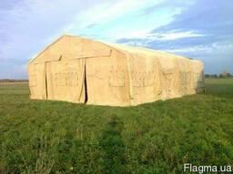 Палатка для ремонта автомобилей П-38