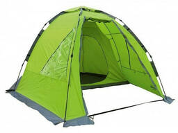 Палатка полуавтоматическая 4-х местная Norfin Zander 4 (0095)