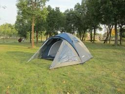 Палатка туристическая трекинговая польская Presto Furan 2, двухместная