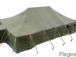 Палатка УСБ-56, большая, палатка армейская