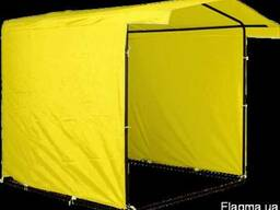 Палатки торговые 2х2, 3х2, 3х3