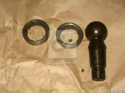 Палец шаровой МАЗ ЦГ80 с 2-мя сухарями