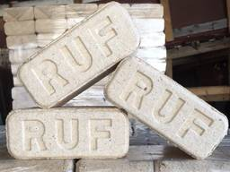 Топливный брикет RUF дубовый