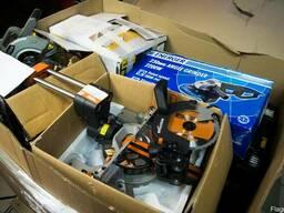 Паллеты с электроинструментом и аксессуарами - photo 4