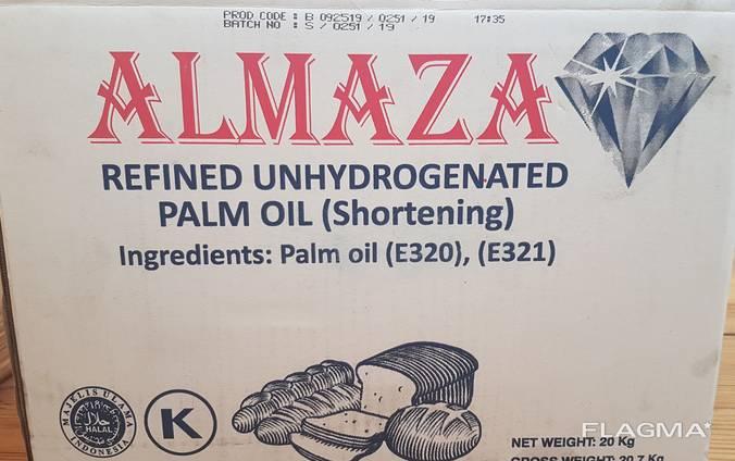 Пальмовое масло РДО 36-39