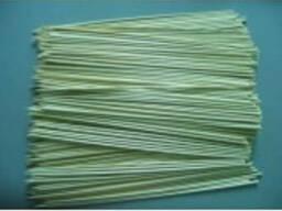 Палочки бамбуковые для фигурных чипсов, размеры: 30 см.