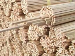 GoodFood Палочки для сладкой ваты деревянные арт. S400 (1000