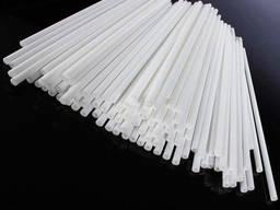 Палочки (трубочки) для кейк попсов Белые 1000шт
