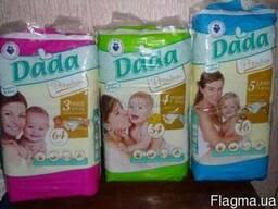 Памперсы дада (dada)