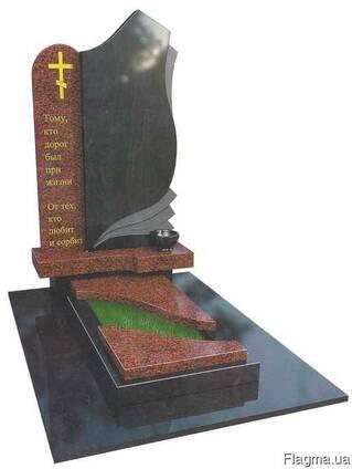 Памятники, гранитная плитка, изделия из гранита