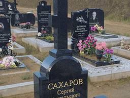 Памятники, гранитная плитка, изделия из гранита - фото 7