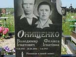 Памятники гранитные Коростышев - фото 4
