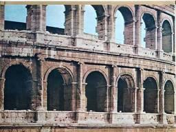 Памятники мирового искусства Этрусков, древнего Рима