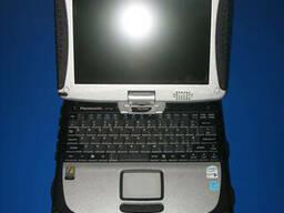 Panasonic cf 19 mk1 GPS WWAN (3G) Защищенный ноутбук