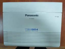 Panasonic KX-TEM824UA, аналоговая атс, конфигурация: 6 внешних/16 внутренних портов