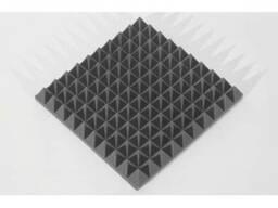 Панель из акустического поролона Ecosound пирамида 70мм. ..