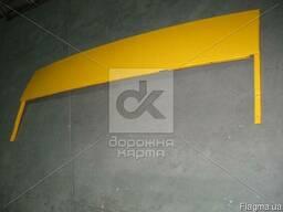 Панель облицовочная КамАЗ верхняя старый образец
