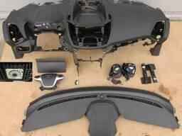 Панель передняя торпеда Airbag подушка Ford Kuga MK2 2013-