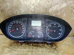 Панель щиток приборов Peugeot Boxer Пежо Боксер 2006-