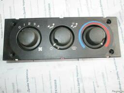 Панель управления отопителем на DAF XF95 б/у