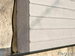 Панели для фасада под клинкерную плитку ПСБ-С, 100мм\15кг/м