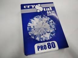 Папір для копіювання та друку Crystal pro 80