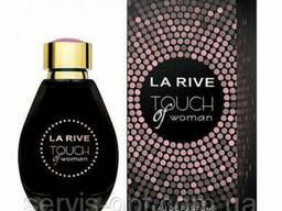 Парфюмированная вода для женщин La Rive Touch Of Woman 90. ..