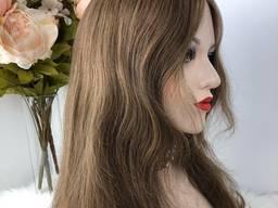 Парик из натуральных волос №79 — качественный натуральный парик как из славянских волос