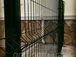 Паркани для Заміського Будинку - в1,26хд2,5м - фото 3