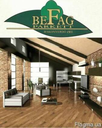 Паркетная доска BEFAG в Запорожье