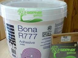 Паркетный клей Bona R777 (Швеция) 14кг, 2-комп.
