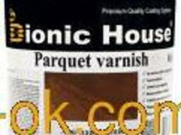 Паркетный лак на водной основе основе Бионик-Хаус Parquet. ..