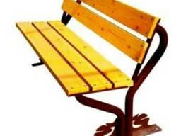 Парковая скамейка Rud