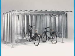 Парковка для велосипедов, велосипедная стоянка, велопарковка