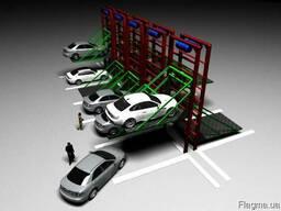 Парковки дворовые
