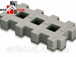 Парковочная решетка 8 (40х20) Серый / Паркувальна решітка. ..