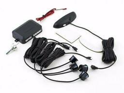 Парктроник автомобильный Noisy PR-04 на 4 датчика с LCD. ..