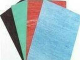 Паронит масло-бензостойкий (голубой) ПМБ тип 1 ГОСТ 481-80